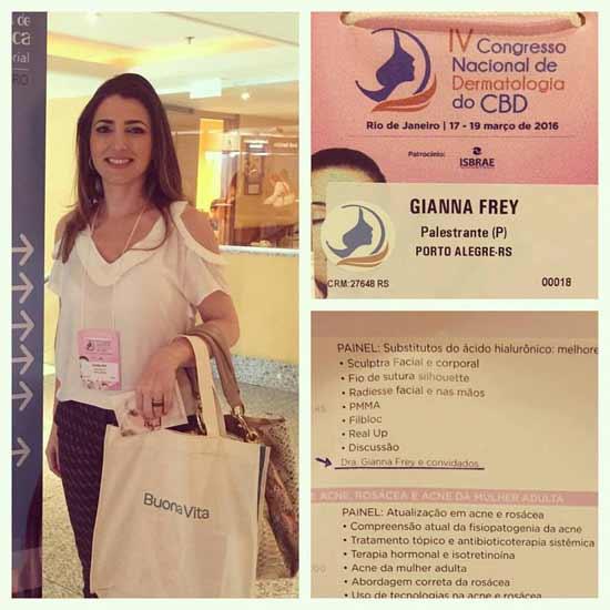 IV Congresso Nacional de Dermatologia do CBD