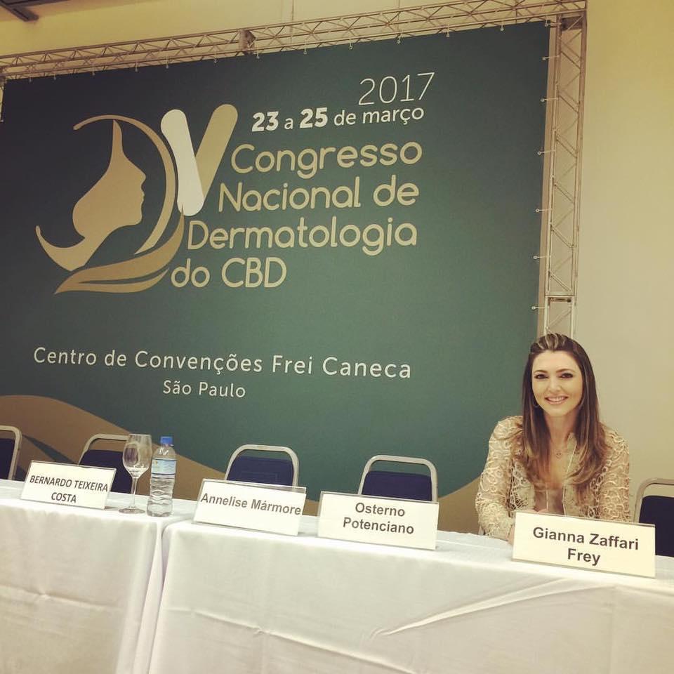 V Congresso Nacional de Dermatologia do CBD