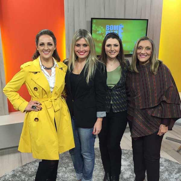 Participação na TV Urbana